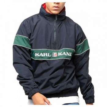 Karl Kani Kk Retro Block Trackjacket