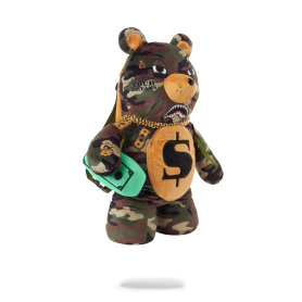 Sprayground Money Bear Camo