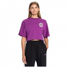 Fila Anemore Cropped Wide Tee