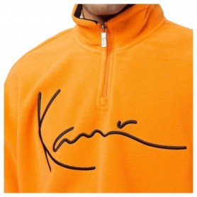 Karl Kani Signature Fleece Troyer
